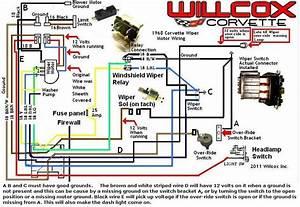 1976 Corvette Wiring Diagram