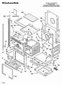Looking For Kitchenaid Model Ykemc308km03 Wall Oven
