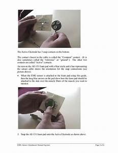 Zmpczm019000 12 01 Emg Sensor Attachment