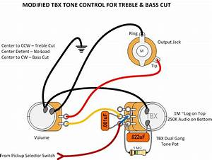 Stratocaster With Tbx Wiring Diagram Control