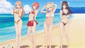 Anime, Girl, Beautiful, Cute, Happy, Girls, Beauty, Sweet, Lovely, Love, Wallpapers, Hd, Desktop