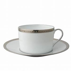 Tasse Petit Déjeuner : tasse dejeuner bernardaud athena platine 0448 83 ~ Teatrodelosmanantiales.com Idées de Décoration