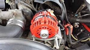 How To Install A Mechman Alternator And Voltage Control Module In A Silverado