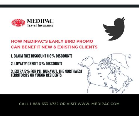 Medipac travel insurance canada joined the canadian snowbird association in celebrating their 25th founding. Travel insurance rates have never been better! Buy travel insurance from Medipac today to get ...
