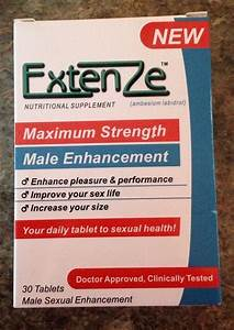 Extenze Free Trial Number  U2013 Extenze Review