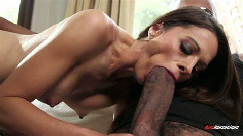Interracial Rigid All Holes Lady