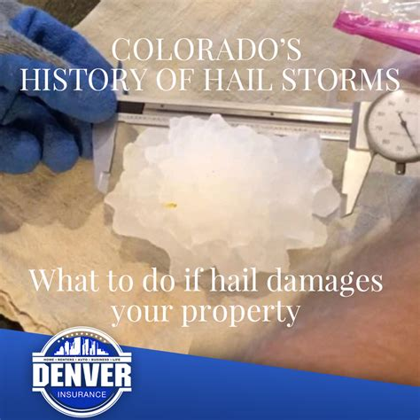 Chubb recognizes this and offers the tailored insurance solutions and services you need to protect your equipment against damages caused by weather related catastrophes, mechanical breakdown, and so much more — so you can keep your operation running smoothly. Rain and Hail Insurance History of Colorado | Denver ...
