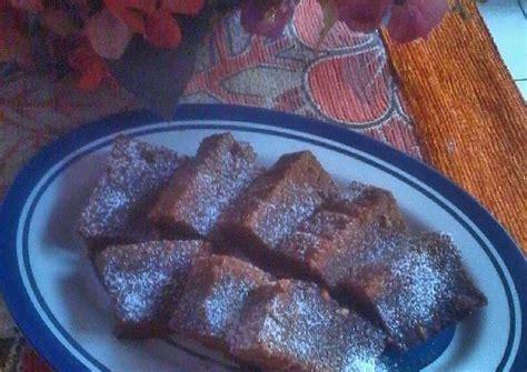 Bagi anda penggemar berat coklat, resep brownies panggang lembut ini bisa anda praktekkan di rumah. Resep Brownies Panggang with coklat Fonut oleh Tekky Wahyu Wijayanti - Cookpad