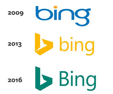 Microsoft Updates Bing Logo To Complement Growth