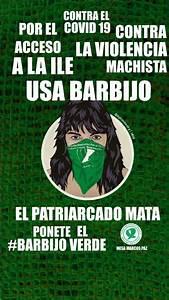 Campa U00f1a Barbijo Verde