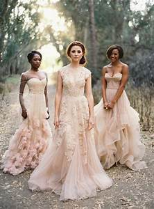 a thread dedicated to blush antique nude oatmeal wedding gowns With robe mariage nude