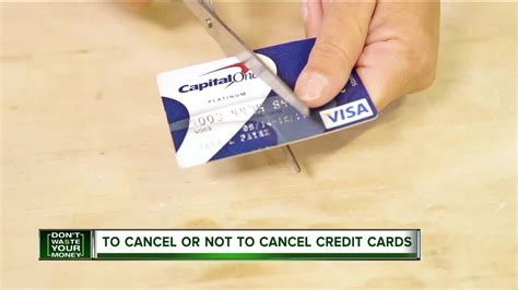 Maybe you would like to learn more about one of these? To cancel or not to cancel credit cards - YouTube