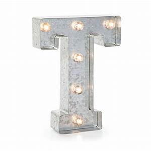 darice silver metal marquee letter 9875quot t import it all With darice silver metal marquee letter 9 875