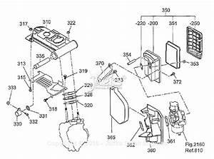 Robin  Subaru Rg4300is Parts Diagram For Muffler  Air Cleaner
