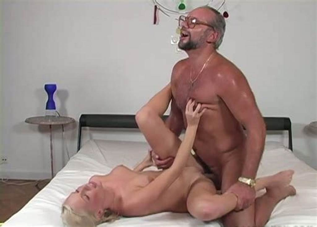 #Horny #Old #Man #Fucks #Wet #Pussy #Of #Pale #Blondie #Missionary