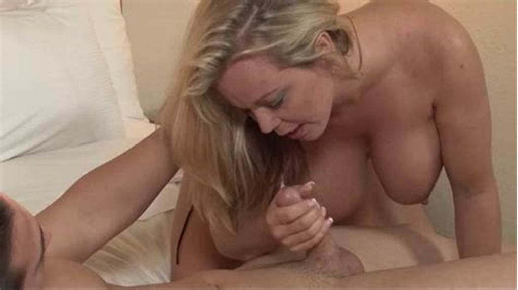#Milf #Giving #A #Sloppy #Blowjob