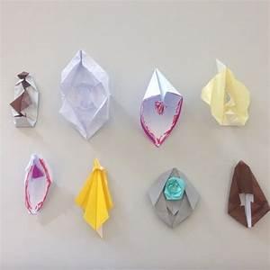 U00c9pingl U00e9 Sur Origami