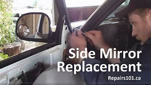 Auto  Side Mirror Replacement