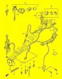Wiring Harness For Suzuki Dr 200 1997   Suzuki Motorcycles