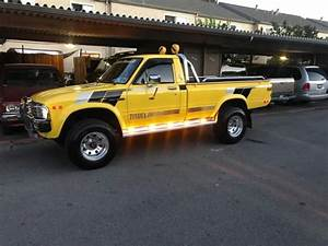 Toyota Pickup 22r 1983 Long Bed