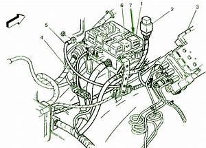 2001 Chevy Diesel 3500 Engine Fuse Box Diagram  U2013 Circuit