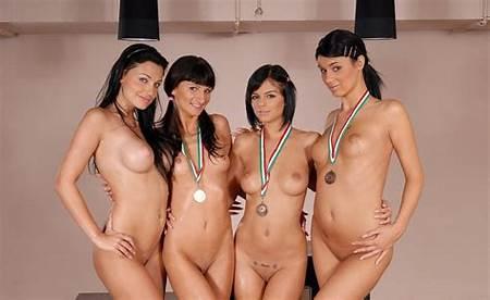 Olympics Teen Nude