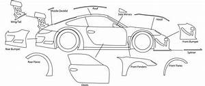 Car Fender Diagram : gt3 r parts getty design llc ~ A.2002-acura-tl-radio.info Haus und Dekorationen