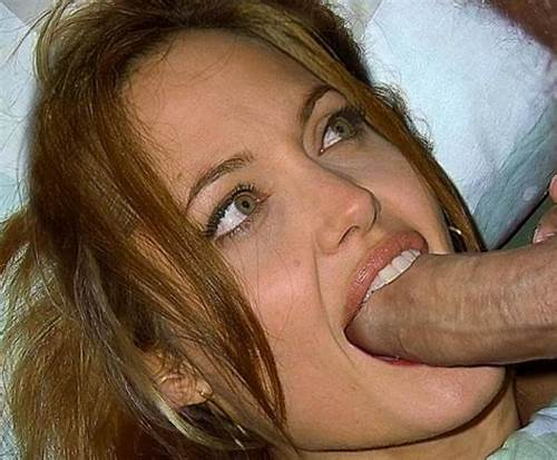 Fresh Tits Making Stiff Penis Produce Facial #Sexy #Brunette #Angelina #Jolie #Sucking #Hard #Cock
