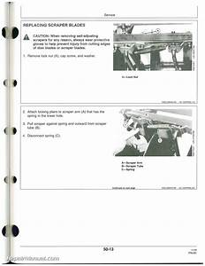 John Deere 510 Disk Ripper Operators Manual