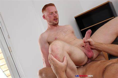 Delilah Redhead Takes Some Penis From An Older Lover