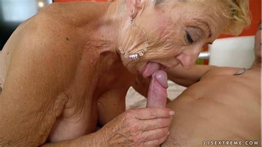 #Old #Granny #Fucks #The #Young #Mechanic