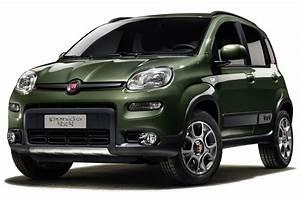 Fiat Panda 4x4 hatchback review Carbuyer