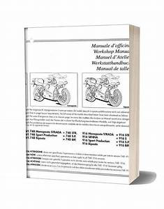 Ducati 748 916 Workshop Manual
