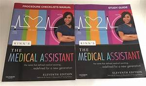 Kinn U0026 39 S Medical Assistant Study Guide  U0026 Procedure