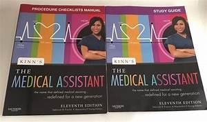 Kinn U0026 39 S Medical Assistant Study Guide  U0026 Procedure