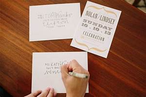 addressing wedding invitations non traditional lovely diy With traditional addressing wedding invitations