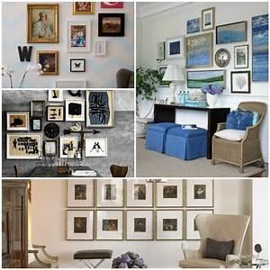 Wand Mit Fotos Gestalten : wandgestaltung ideen eine wandgalerie ist ein richtiger hingucker ~ A.2002-acura-tl-radio.info Haus und Dekorationen