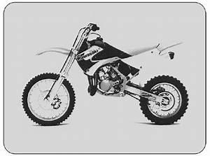 2001 2002 2003 2004 2005 2006 2007 2008 2009 Kawasaki Kx85