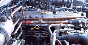 88 Jeep Cherokee Heater Hose Lines