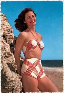 Maillot De Bain Année 50 : maillots de bain des ann es 40 et 50 pinup vintage ~ Melissatoandfro.com Idées de Décoration