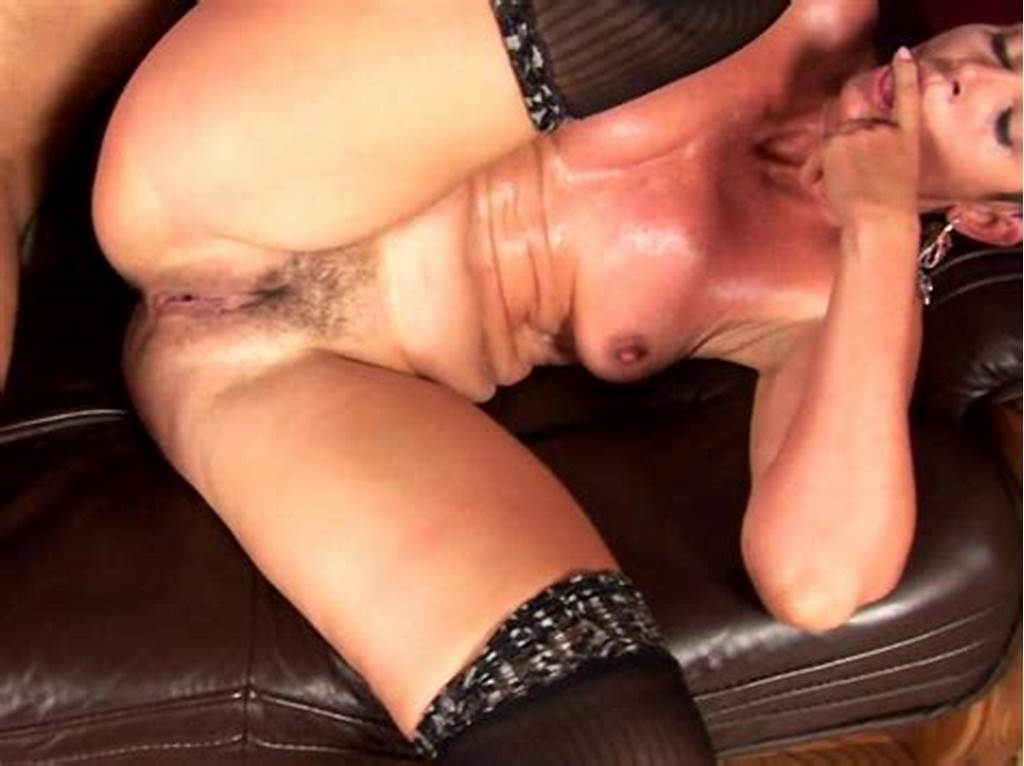 #Short #Haired #Milf #Gets #Nice #Gaping #Creampie