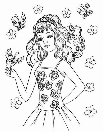 Coloring Pages Colouring Teen Teenagers Templates Template
