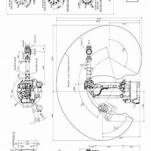Robot  Zx130u Kawasaki Used