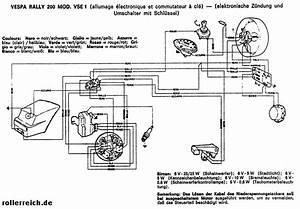 Schaltplan Ts 150 6v