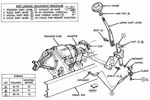 Np261 Transfer Case Diagram