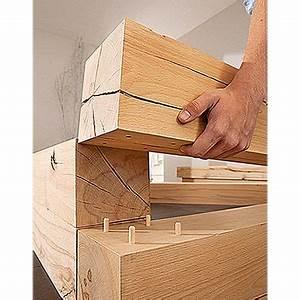 Massiv Blox Holzbalken : massiv blox holzbalken l x b x h 45 x 15 x 15 cm buche sch ner wohnen camas muebles und ~ Eleganceandgraceweddings.com Haus und Dekorationen