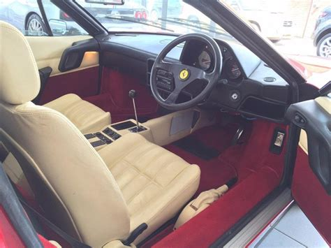 Also be sure to view results in. 1989 Ferrari 328 GTS - Autofficina, Epsom, Surrey