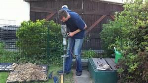 Brunnen Selber Bohren : brunnenbau 01 der rammbrunnen wird in den boden gekloppt ~ A.2002-acura-tl-radio.info Haus und Dekorationen