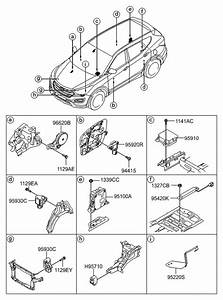 2015 Hyundai Santa Fe Engine Diagram : 95100 b8000 genuine hyundai module assembly inverter ~ A.2002-acura-tl-radio.info Haus und Dekorationen