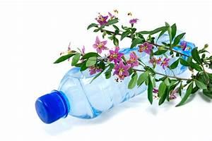 Creation Avec Des Pots De Fleurs : fabriquer des pots de fleurs rigolos avec des bouteilles ~ Melissatoandfro.com Idées de Décoration